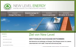 NEW LEVEL ENERGY GmbH Leipzig