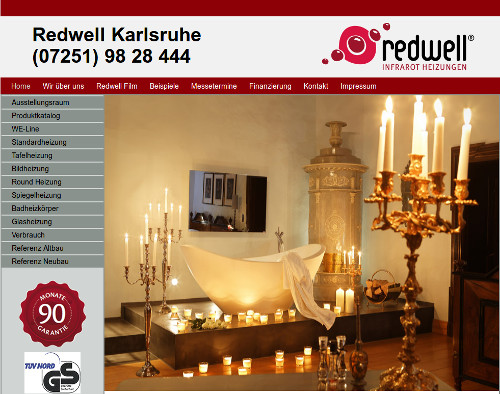 Redwell-Karlsruhe Forst